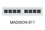 MADISON 611